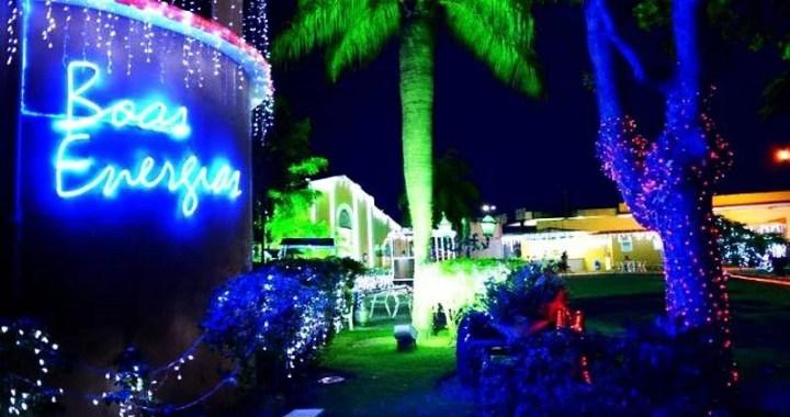 Começou na última sexta-feira o Projeto Natal na Usina