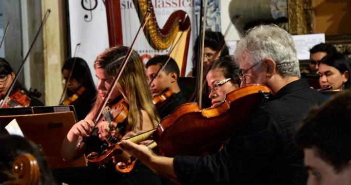 Banda 5 de Agosto e Orquestra Sinfônica de JP encerram o III Festival de Música Clássica
