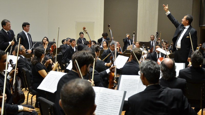 Orquestra Sinfônica da Paraíba encerra temporada 2015 com concerto natalino nesta quinta-feira