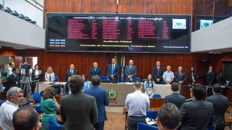Assembleia Legislativa debate mudanças climáticas e os desafios para os próximos anos
