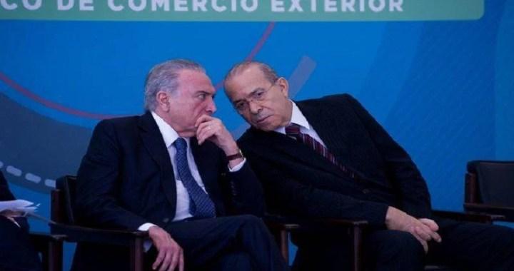 PF solicitará dados da casa de Temer para comprovar propina em dinheiro vivo