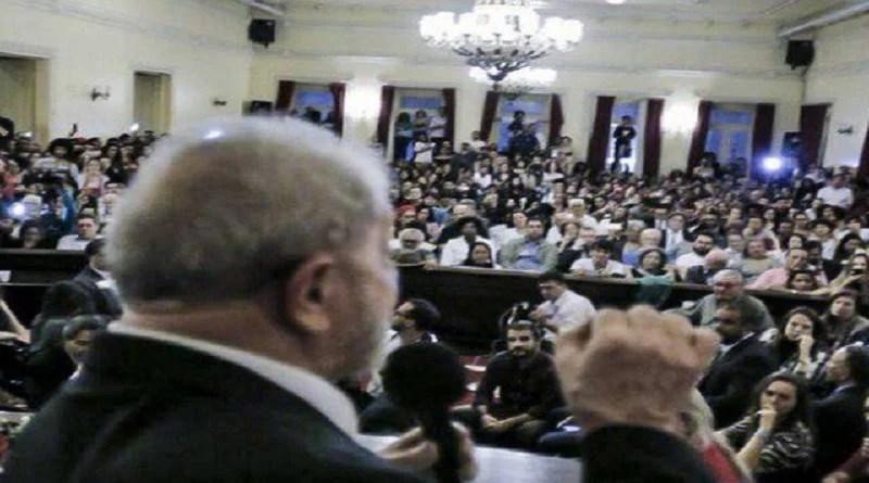 """Lula: """"Vou ganhar e fazer a regulação da mídia"""""""