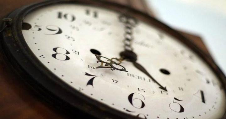 Período de horário de verão será reduzido a partir de 2018