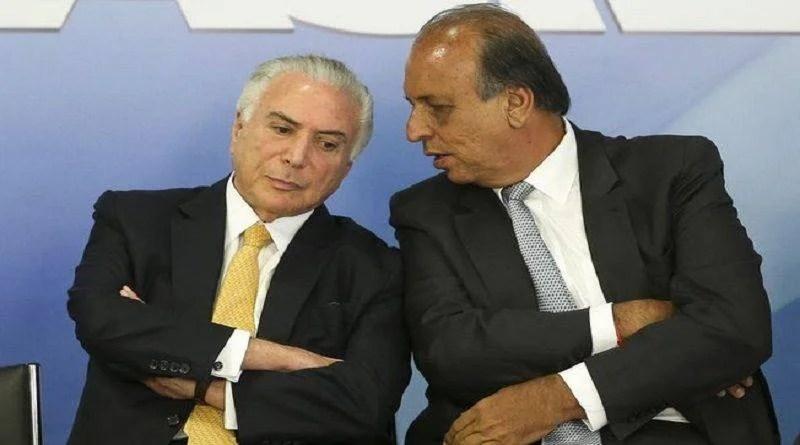 Temer anuncia criação do Ministério de Segurança Pública durante reunião no RJ