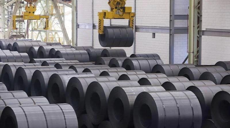 Exportação de aço do Brasil para os Estados Unidos cresce após tarifa