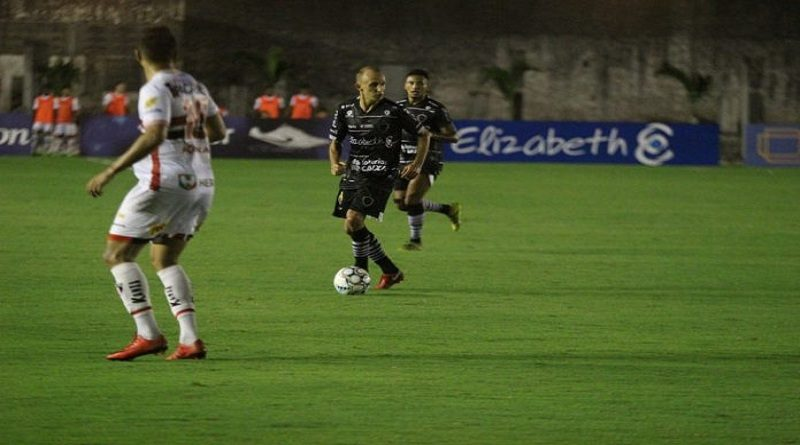 Botafogo-PB vence o xará paulista e garante vantagem para jogo de volta