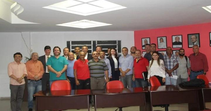 Interventor reúne clubes, que pedem que nova Comissão Eleitoral seja nomeada