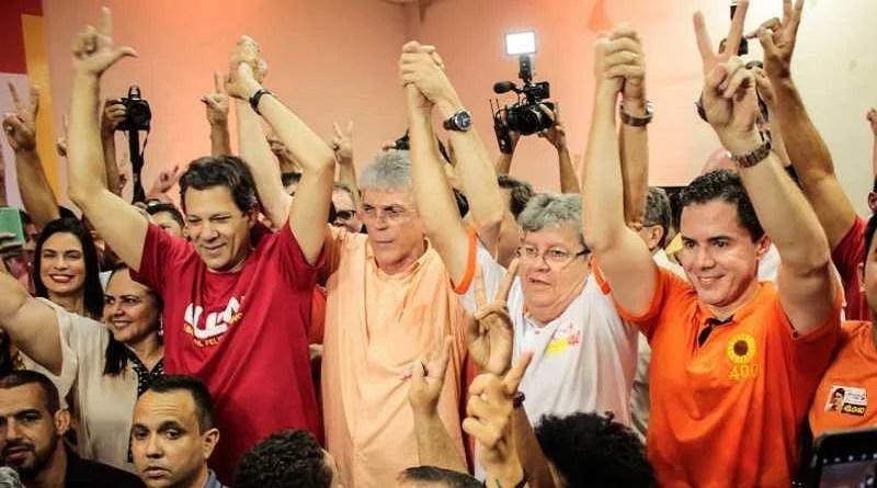 """Ricardo Coutinho sobre a possibilidade ou não de Lula poder ser candidato a Presidente: """"Deixa o povo votar"""""""