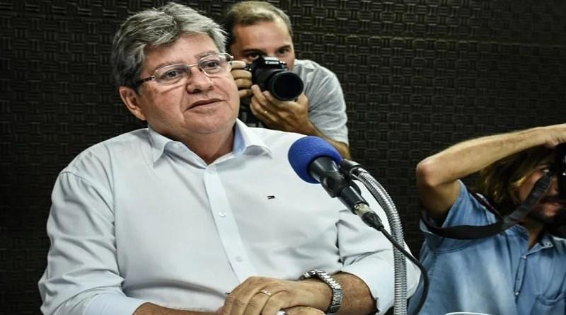 João anuncia rede de adutoras e reafirma compromisso de realizar concursos para educação e polícias