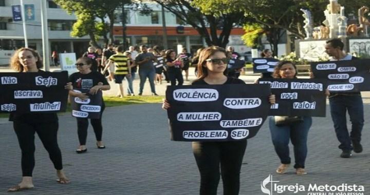 Marcha Pelo Fim da Violência Contra Mulher será realizada em JP