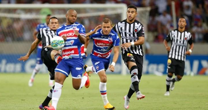 Fortaleza e Botafogo-PB fazem primeira partida da final do Nordestão