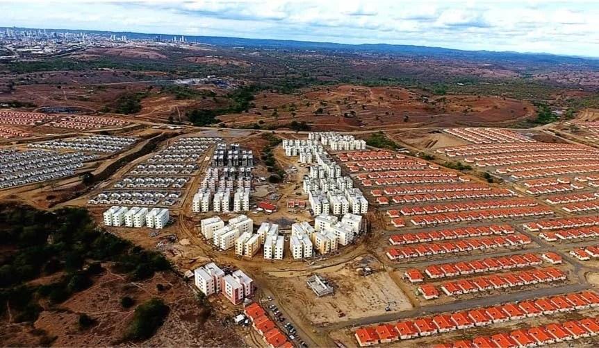 PMCG quer impedir tentativas de comercialização de casas do Aluízio Campos