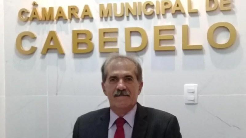 Vice-presidente da Câmara Municipal de Cabedelo defende o uso do Fundo Eleitoral para combate ao coronavírus