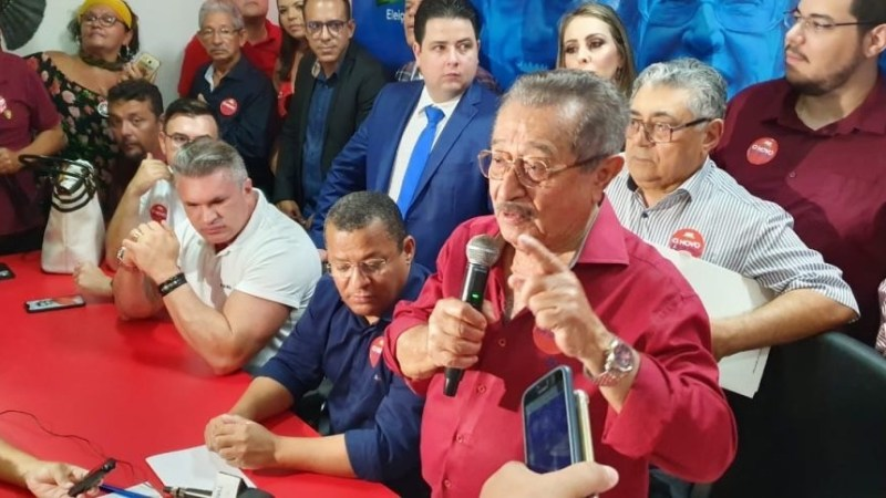 MDB apresenta Nilvan Ferreira como pré-candidato a PMJP, com presença de Julian Lemos e outros deputados