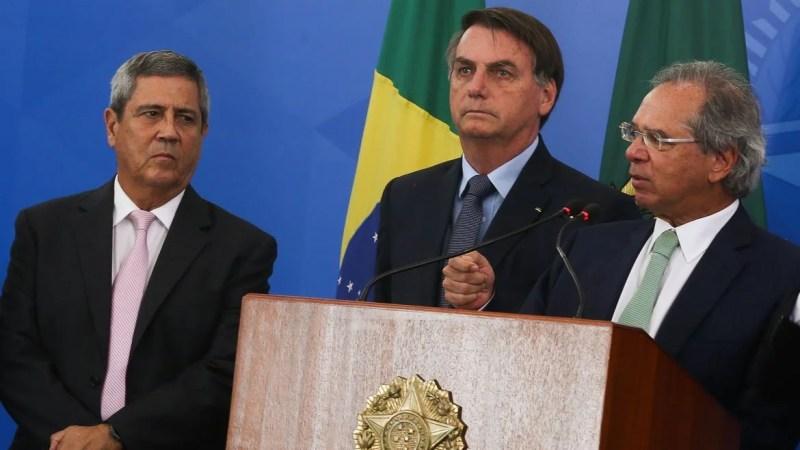 Governo anuncia pacote de R$ 200 bilhões para socorrer trabalhadores e empresas