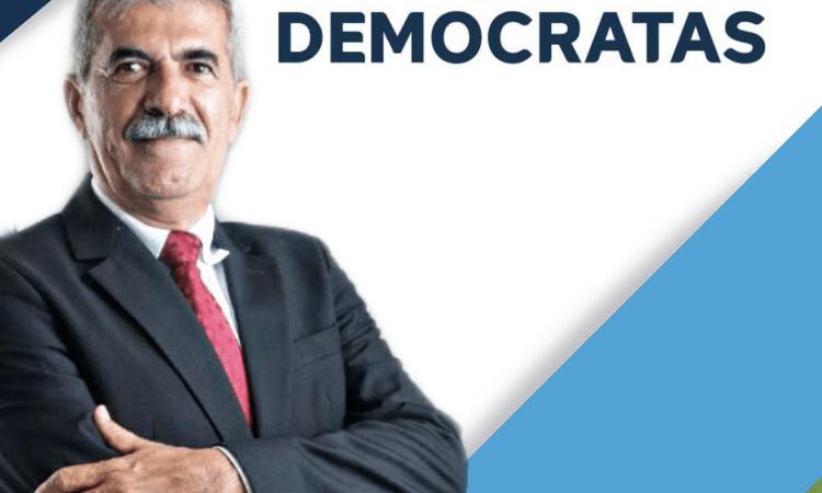 Vice-presidente da Câmara Municipal de Cabedelo se filia ao DEM e mantém apoio a Vitor Hugo