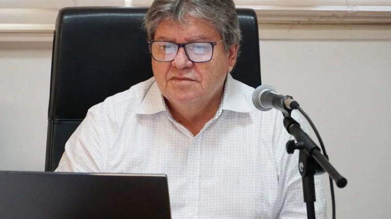 João Azevêdo descarta lockdown, mas garante uma maior restrição