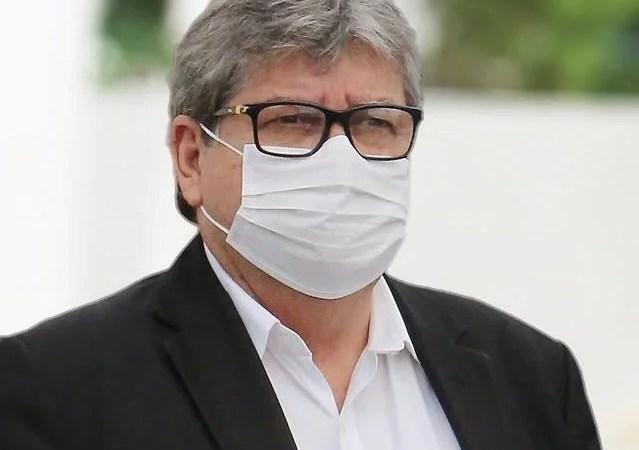 Governo da Paraíba prorroga medidas de isolamento social e torna obrigatório uso de máscaras