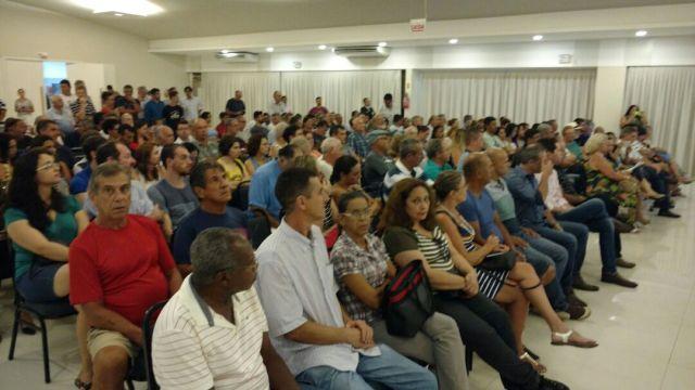 Gean conhece principais demandas do Norte da Ilha em reunião do Codeni