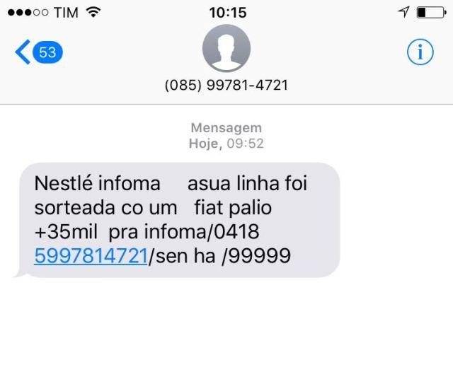 Criminosos tentam aplicar golpe em telefone do Jornal Conexão Comunidade