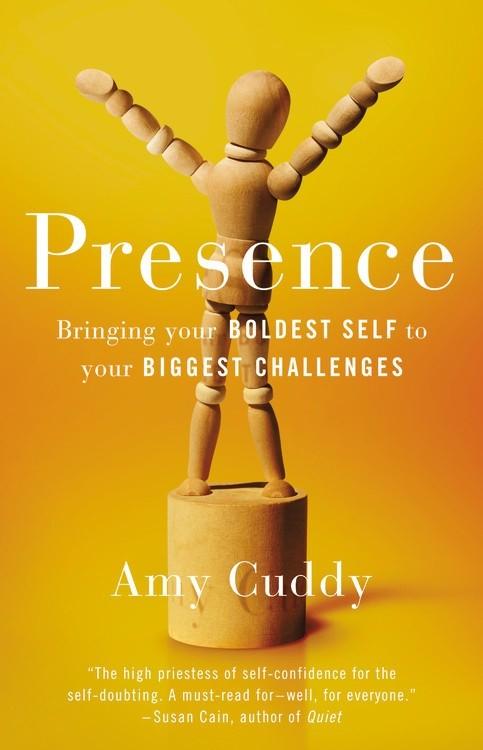 Livro Presence de Amy Cuddy