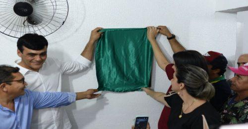 Naumi entrega novas instalações de Caps AD no Centro de Caucaia