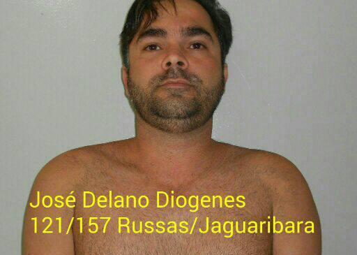 Foragido da Justiça Delano Diógenes, bate carro, rouba ambulância no RN e morre ao trocar tiros com a PM