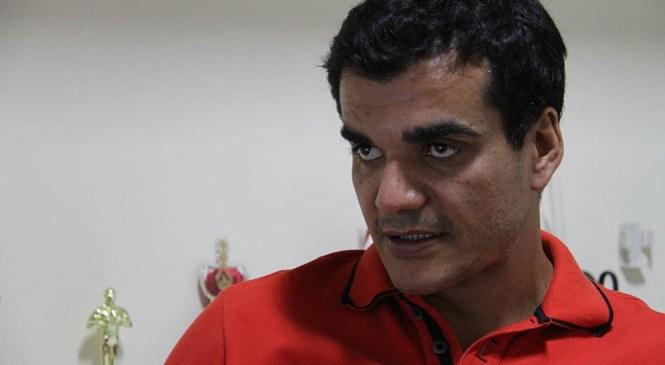 Ex-prefeito Fabrício Torquato foi assaltado por bandidos fortemente armados