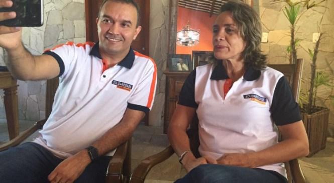 Kelps confirma Magnólia Figueiredo como pré-candidata ao Senado do SD