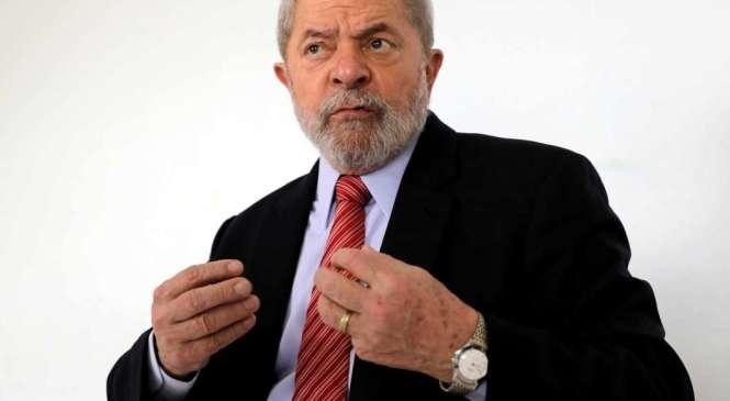 PT aposta até o fim em Lula candidato