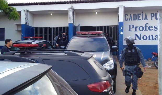 Detento é encontrado morto dentro de presídio provisório em Natal