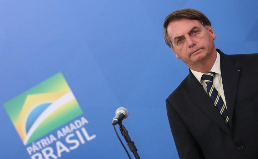 Sem qualquer estudo, Bolsonaro coloca em risco a vida de milhares de brasileiros