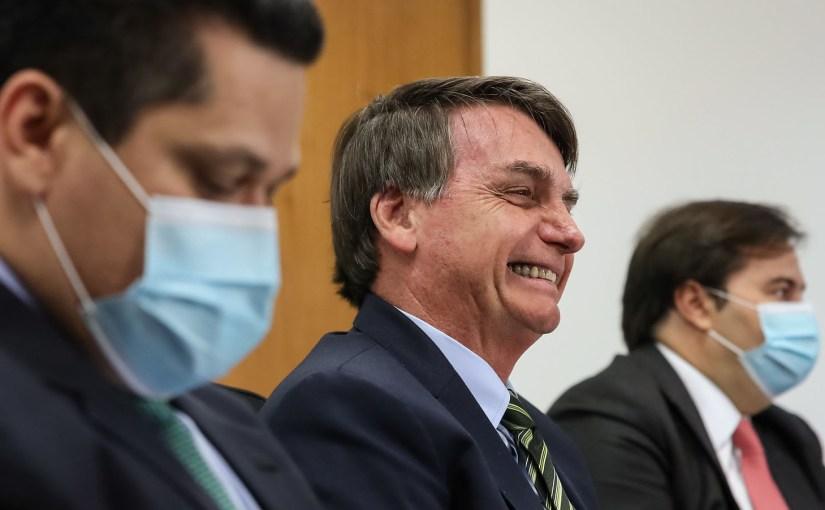 Jair Bolsonaro há muito abandonou o combate à corrupção