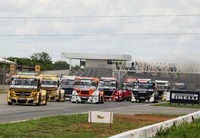 Aberto o credenciamento de imprensa para a etapa da Copa Truck em Santa Cruz do Sul