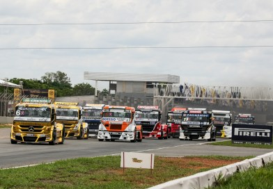 Aberta as vendas para as etapas da Copa Truck, Mercedes-Benz Challenge e Copa HB20 em Curvelo