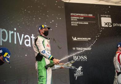 Líder da Porsche Sprint Cup, Marçal Müller disputa etapa do Endurance