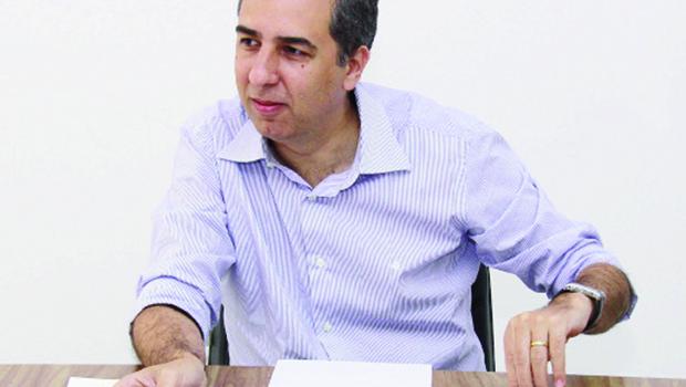 José Eliton: prestigiado pelo governador Marconi Perillo, o vice pode ir tanto para o TJ quanto para o TCE ou para o TCM