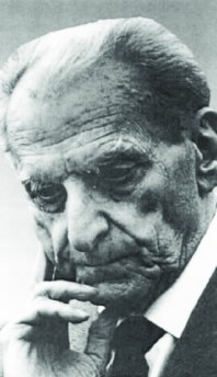 Norberto Bobbio: o filósofo italiano diz que o discurso ideológico, apesar de terem decretado sua moratória, continua em voga — esquerda e direita não morreram   Foto: Wikipédia