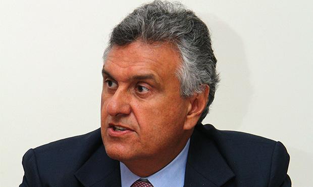 Ronaldo Caiado anuncia que moverá ação contra federalização da Celg