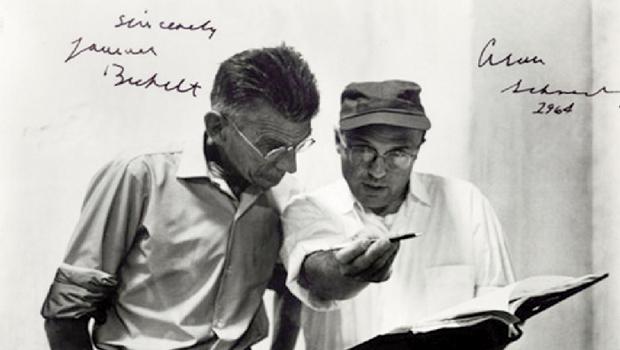 """Livro registra a experiência de Samuel Beckett como roteirista e """"diretor"""" de cinema nos Estados Unidos"""