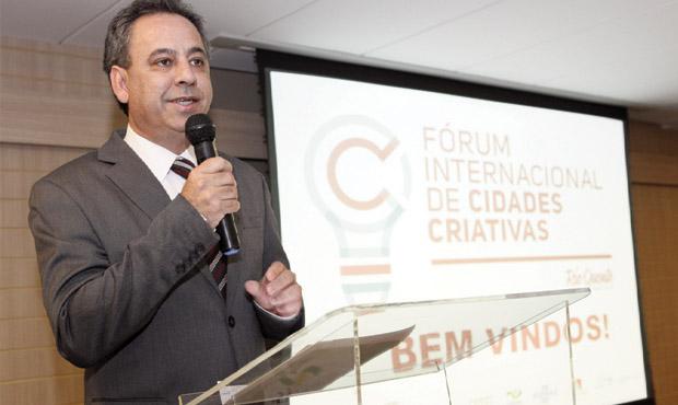 """Diretor-superintendente do Sebrae-GO, Manoel Xavier Filho: """"Incentivamos o cumprimento da Lei Geral"""""""