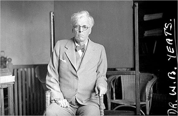 Poema Um aviador irlandês prevê a morte, de W. B. Yeats, em traduções de Nelson Ascher e Jorge Wanderley