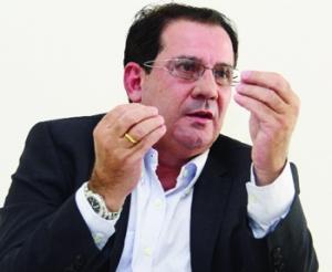 Ex-prefeito e candidato ao governo Vanderlan Cardoso: de 2010 pra  cá ele perdeu aliados | Foto: Fernando Leite/Jornal Opção
