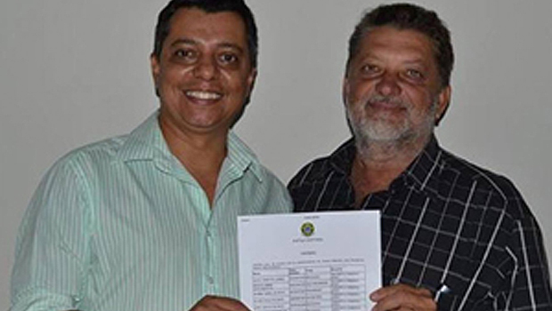 Arzírio Vieira assume o comando do Partido Renovador Trabalhista Brasileiro em Morrinhos