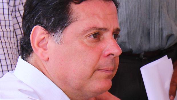 Marconi Perillo: goverandor, na verdade, quer aliança ampliada | Fernando Leite/Jornal Opção