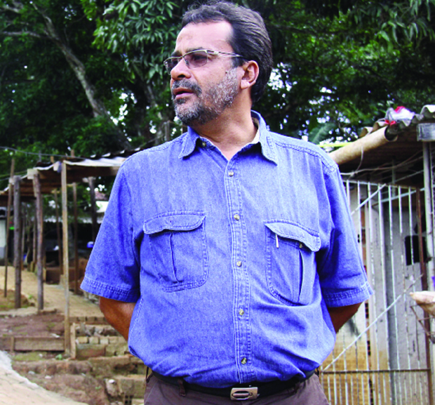 """Pastor Luiz Aurélio: """"A intenção é mostrar que há a possibilidade de mudar de vida, desde que haja mudança nos hábitos"""""""