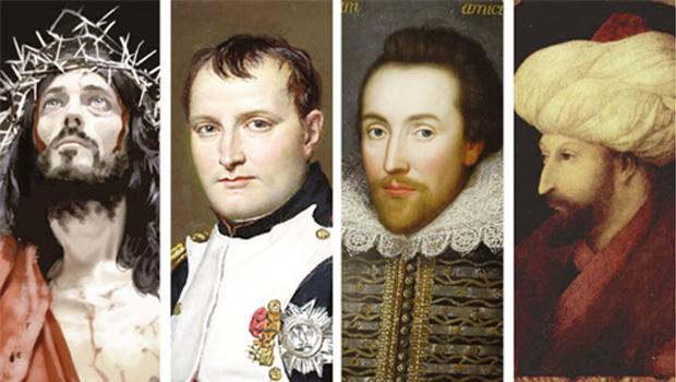Lista das personalidades mais influentes da história
