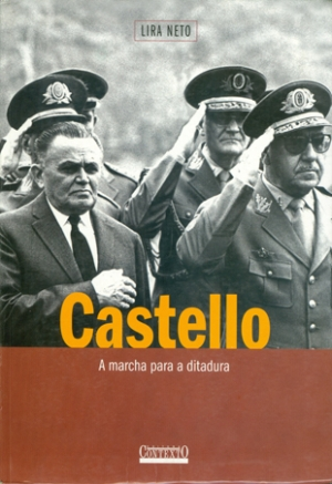 """Biografia relata que o general Humberto de Alencar Castello Branco, irritado com """"perseguição"""" do general e ministro Henrique Lott e impulsionado pela política americana da Guerra Fria, se tornou o cérebro do golpe civil-militar de 1964"""