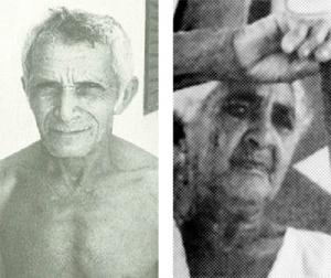 Josias Gonçalves: um dos sobreviventes da Guerrilha do Araguaia. Foi preso pelo Exército // Adalgisa Lopes: uma das  aliadas dos guerrilheiros que combateram o Exército