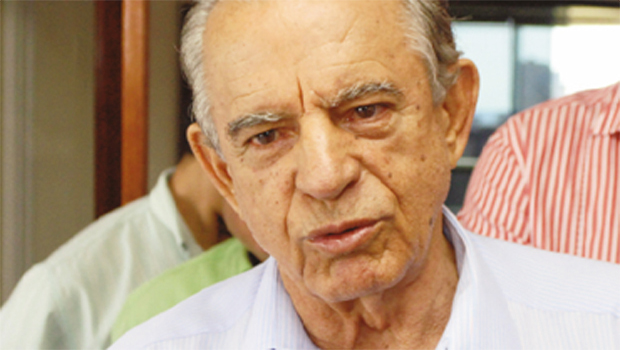 Iris Rezende pode disputar a Prefeitura de Goiânia em 2016